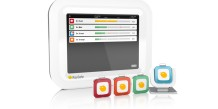 RaySafe i2 Real-time Dose Monitoring Systems with 4 badges